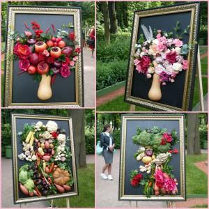 фрукты картины