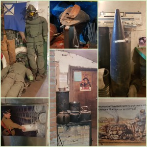 Форт Красная Горка Лебяжье