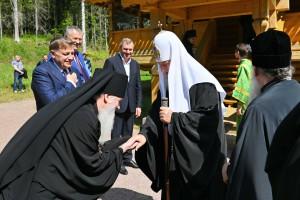 Макаров Патриарх Валаам