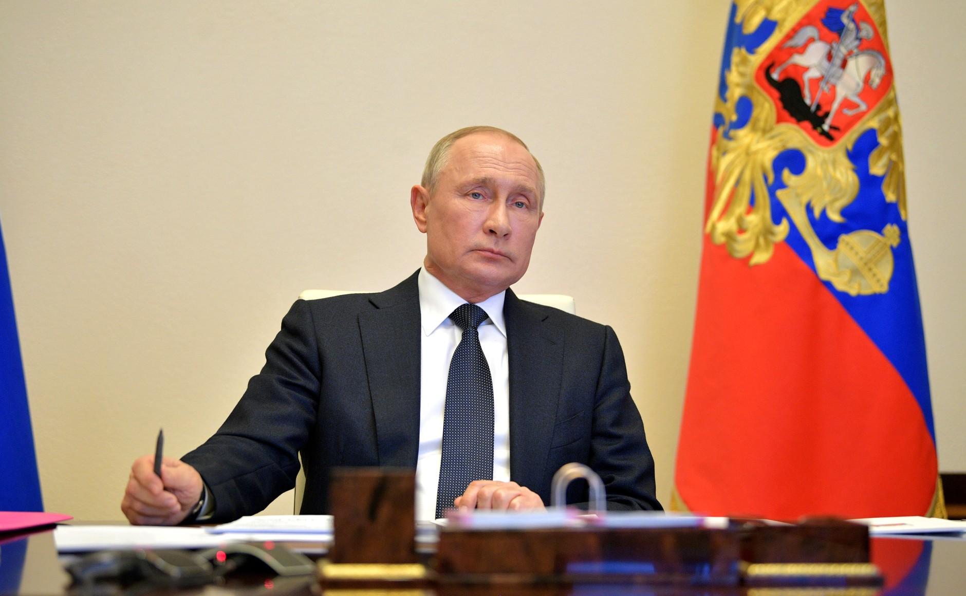 Путин генетический код