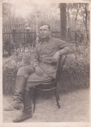 Фёдор Алексеевич Бебнев. Весна 1941 года