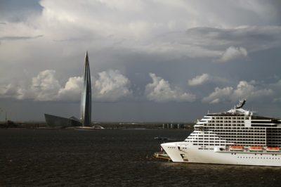 Петербург, город, туризм
