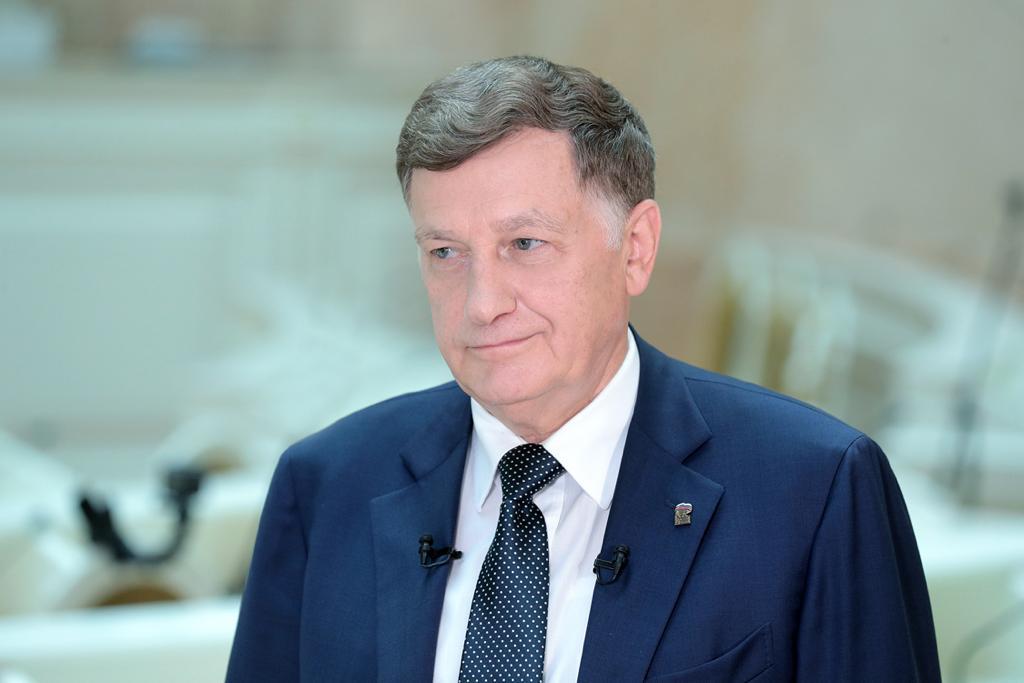 Вячеслав Макаров подал документы на праймериз в ГосДуму